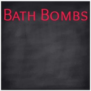 Shopp Soaks Handmade Bath Bombs